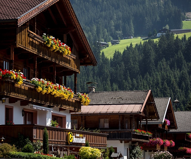 Pension Sonnwend in Alpbach